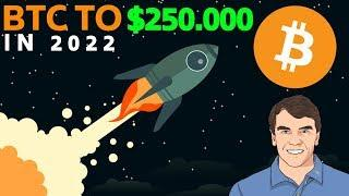 BITCOIN $250k by 2022? Plus Tron (TRX) & Apollo Updates - Today's Crypto News