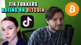 TIK TOK BITCOIN IS REAL | This Has To Stop