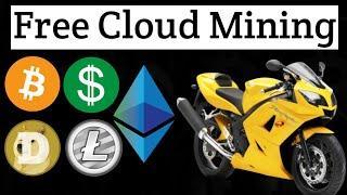 Free Cloud Mining | Dogecoins, Bitcoins, Litecoins, Ethereum, USD | Cryptocurrency | Motorace.bike