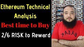 Ethereum Fork update - Technical Analysis - 2/6 RISK to Reward.