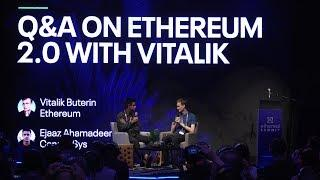 Q&A on Ethereum 2.0 with Vitalik Buterin - #EtherealTLV Panel