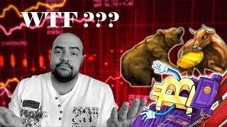 Bitcoin Mega Flash Crash ¿Que esta Pasando?