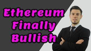 Ethereum Bullish Again ? - Technical Analysis Today News Price