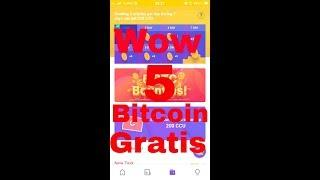 Jangan Sampai Ga Download Aplikasi #CoinClub Nanti Gagal Sultan | 5 #Bitcoin Gratis