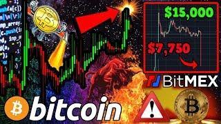 BITCOIN EXPLOSIVE MOVE SOON!?! FLASH CRASH & BitMEX Email LEAK! Bullish News!!