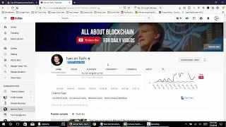 Top 10 Cryptocurrency Youtube Channels