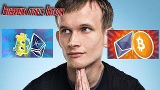 Виталик Бутерин в центре скандала из-за заявления про Биткоин и Эфириум