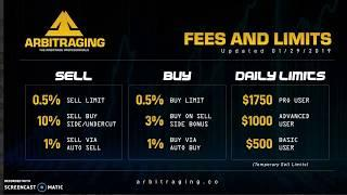 Arbitraging Fees and Limits  #Arbitraging  #Abot  #Ethereum