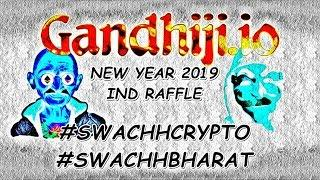 Gandhiji.io DAPP New Year Cryptocurrency Market Update:  #crypto #ethereum #dapps
