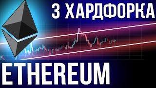 Ethereum – Три Хардфорка в январе. Эфириум обзор, разоблачение мошенничества.