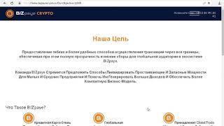ОБЗОР ICO BIZpaye