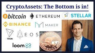 CryptoAssets The bottom is in!  Talk about Binance, Bitcoin, Ethereum, Maker, and more