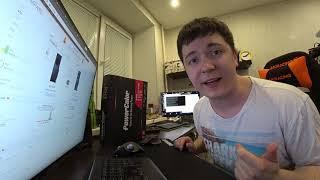 ДНЕЕ ДНА... AMD RX 5700 Этокак? ЭТО ЧТО?