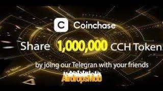 COIN CHASE ICO REVIEW ||| giveaway cch token upto $5000