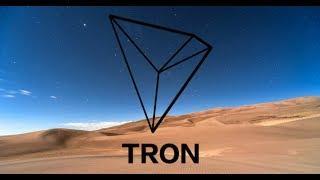 ★ Криптовалюта Tron (TRX) ★ Монета которая сделает вас миллионерам ★