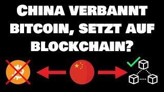 China verbannt Bitcoin, setzt aber auf Blockchain? Cardano Shelley Update, Ethereum 2.0 News