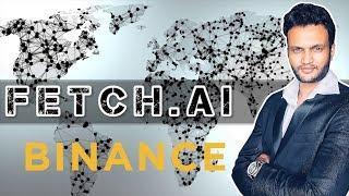Fetch.AI ICO ll Binance Launchpad Review Hindi