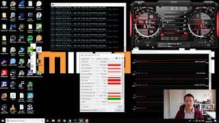 Nvidia GTX 1660 Ti Max Ethereum Mining Hashrate 30 MH/s ???