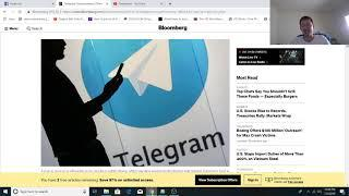 Telegram Tokens selling for over 3x ICO price last year, will they go up more?