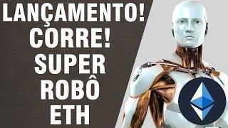 LANÇAMENTO! SUPER BOT ETHEREUM 240% DE LUCRO FÁCIL E RÁPIDO / BITFALCON BOT ETHEREUM