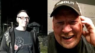 Bitcoin and Coffee and Bitcoin Ben, Hints on HUGE Texas Event! THIS IS GOING TO HUGE!!