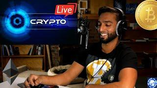 Cryptocurrency News LIVE! - Bitcoin, Ethereum, Tron, & More Crypto News! (January 4th, 2018)