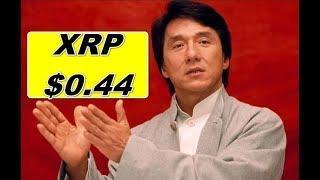 Прогноз курса криптовалют BTC,  XRP 18.10.2019