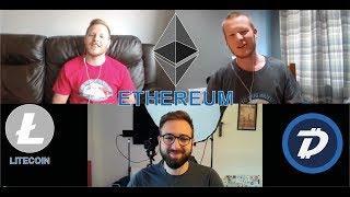 Ethereum Developer Hashoshi! Eth Vs Facebook Libra! Quantum Computing Threat & More! #94
