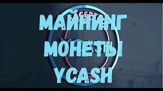 Майнинг монеты YCash картами AMD на алгоритме Equihash, практическое руководство