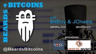Beards & Bitcoins Episode 12: Community Perspective Featuring Mom of Wild Things