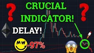 CRUCIAL Bitcoin BTC Indicator?! ETH Delay?! Grin?! Cryptocurrency Technical Analysis, News, Trading