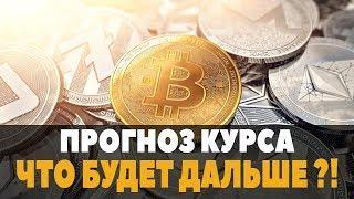 ПРОГНОЗ КУРСА Bitcoin BTC, Ethereum ETH, Ripple XRP! ЧТО БУДЕТ ДАЛЬШЕ?