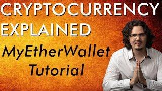 Send & Receive Ethereum & Tokens - MyEtherWallet Tutorial - Cryptocurrency Explained - Free Course