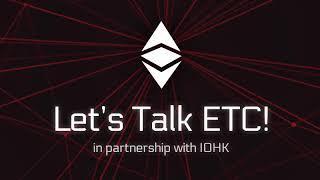 Let's Talk ETC! (Ethereum Classic) #56 - Christopher Shen - Blockchain Name Service & Portal Network