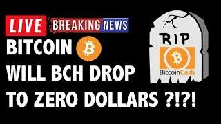 Will Bitcoin Cash (BCH/BTC) Drop to ZERO?! - Crypto Market Technical Analysis & Cryptocurrency News