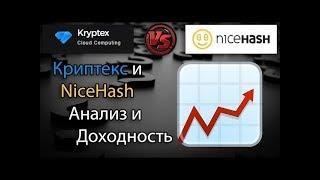 Kryptex и NiceHash. Настройка для алгоритма X16R (Ravencoin)