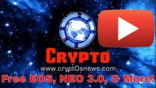 Daily Cryptocurrency News - Bitcoin, Ethereum, NEO 3.0, EOS REX, CoinMarketCap, & More Crypto News!