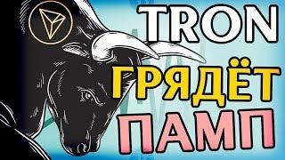 TRON - ДАСТ СУМАСШЕДШИЕ ИКСЫ. Прогноз по тёмной лошадке TRX. Прогноз криптовалют.