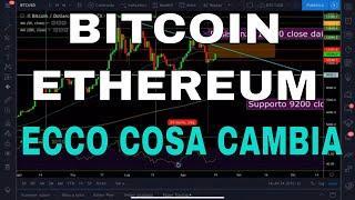 Bitcoin Ethereum e Binance. Il ciclo in atto cambierà le sorti del mercato!