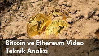 Bitcoin ve Ethereum Video Teknik Analizi (14 Temmuz 2019)
