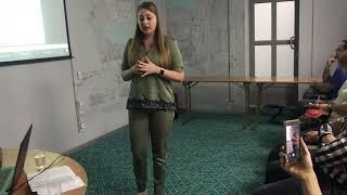 Олеся Самотой, 29 05 2019 Презентация #Ройклуб и криптовалюта #Prizm