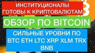 Прогноз по Биткоин, BTC, ETH, LTC, XRP, BNB, TRX, XLM на 3 Мая! Памп БИТКОИН идем еще выше!