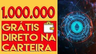 Como GANHAR 1.000.000 Satoshis de Ethereum DIRETAMENTE na CARTEIRA (Prova de pagamento)
