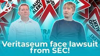 SEC file emergency lawsuit on 'fraudulent' Veritaseum ICO!