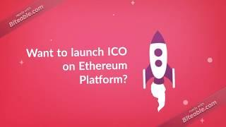 Reason to launch your ICO on Ethereum | ethereum ico | initial coin offering ethereum | ICOCLONE