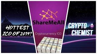 HOTTEST ICO OF 2019?! | SHAREMEALL ICO REVIEW | ESWITCH TOKEN
