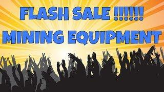 Massive Mining Flash Political Sale! PT-6