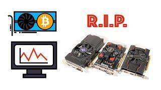 GPU-майнинг умирает. Как? Опять???