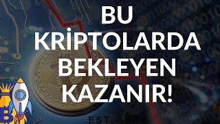 Kripto Paralarda Al-Sat Stratejisi.. Bitcoin,Ethereum,Ripple, Stellar Son Durum.. 29.05.2019