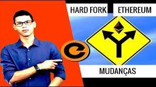 Hard Fork Ethereum + Análise - Lançamento da Constantinople na Rede da Ethereum, O que Mudou.